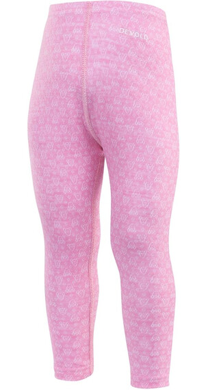Devold Active Baby Long Johns Rose